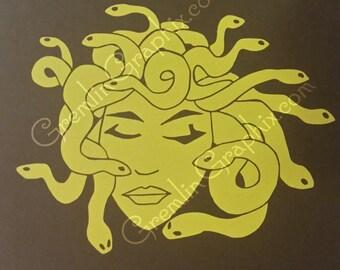 Medusa T-Shirt (Adult)
