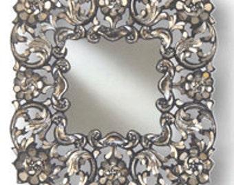CSCG04 Square Cut Glass Mirror