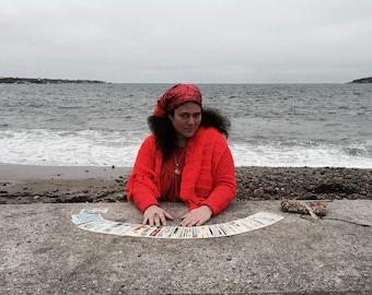 Tarot Card Reading by Sarah
