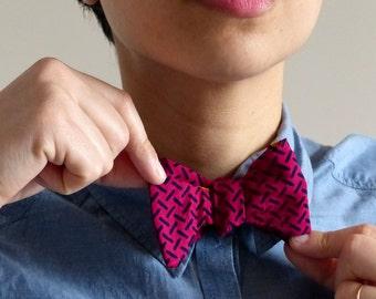 Bow tie wax gambas - African fabric