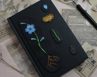 Notepad Herbal, notebook