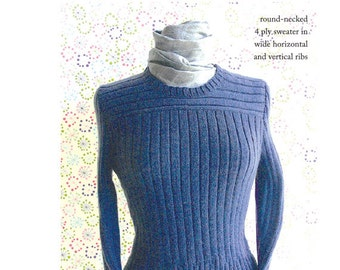 Ribbed Sweater Pattern