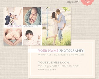 Photography Business Card Template Simple Photo Business - Photography business cards templates for photoshop
