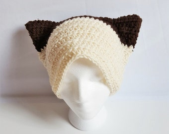 Custom Cat Hat: 2 Toned