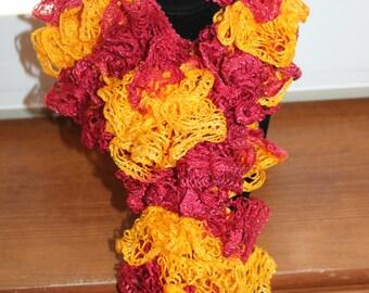 Twisty scarf
