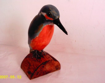 Bird Kingfisher