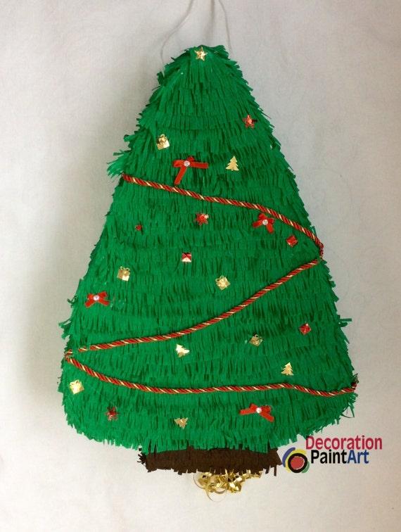 Christmas Tree Pinata