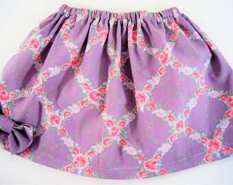 Girls Skirt, Toddler Skirt, Kids Skirt, Children Skirt