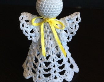 Crochet Guardian Angel