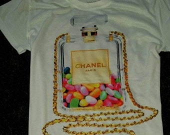 Chanel jelly bean t-shirt