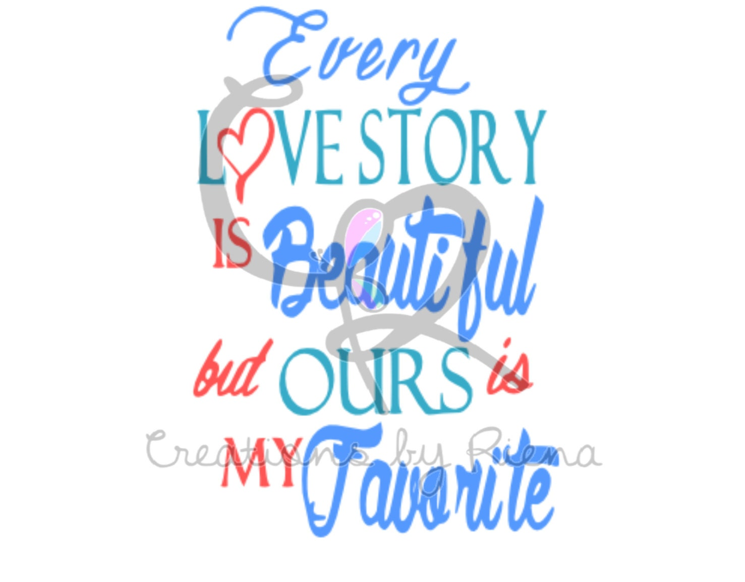 1402+ Our Love Story Svg SVG PNG EPS DXF File