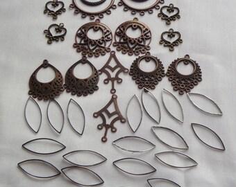 Earrings findings