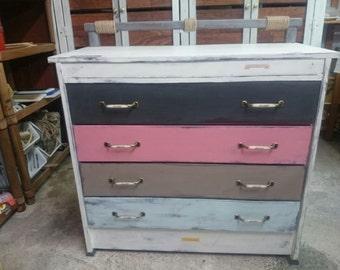 Comfortable drawers Vintage