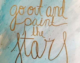 Paint The Stars