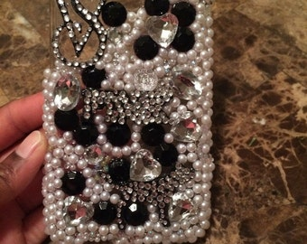 Blinged out vicky case