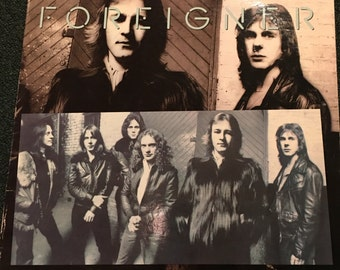 Foreigner Double Vision Vinyl
