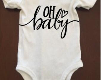 Oh Baby Bodysuit