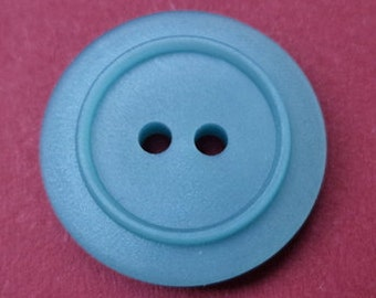 10 buttons 21mm light blue (3733) button blue jacket buttons