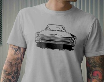 Front End Friday Plymouth Fury Muscle Car - Mens Graphic Tee S M L XL 2XL 3XL