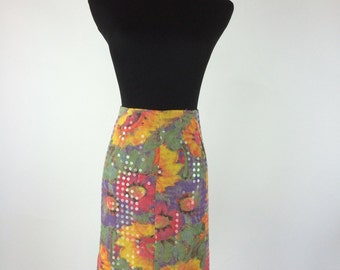 Mephisto High Waisted Sequined Skirt Size 6