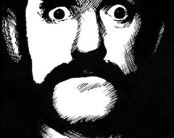 Lemmy Kilmister - Draw
