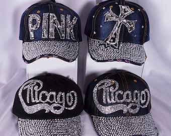 RHINESTONE HATS