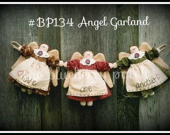 Angel Garland Pattern Packet BP134