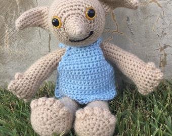 Crochet Dobby Doll (small)