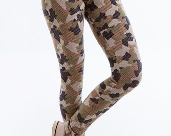 Leggings Army (Camouflage)