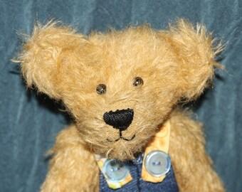 Carinus - handmade teddy bear