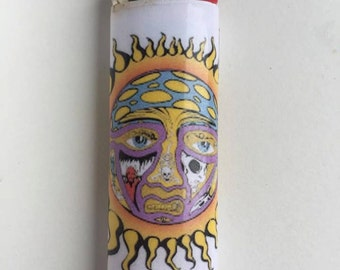 Sublime custom BIC lighter