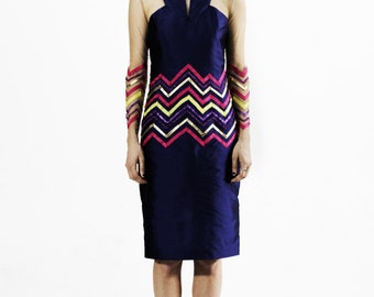 Ziggy Zig Dress