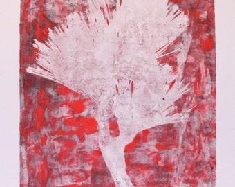 Pine Needle Abstract