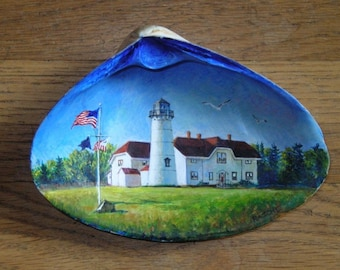 Seashell - Chatham Lighthouse