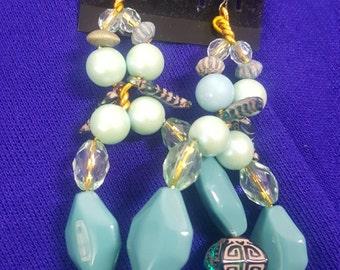 Earegette Pearl Blue