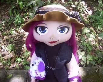 "Doll Markesita ""Georgette"""