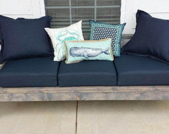 Bench Cushion Etsy