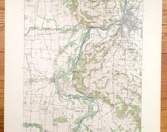 Willamette River Etsy - Willamette river on map of us