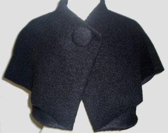 CAPELET black M/L
