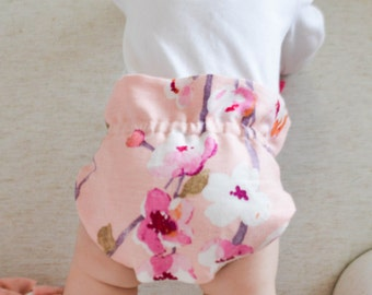 SPRING ** Blossoms High Waist Bloomers **perfect for EASTER