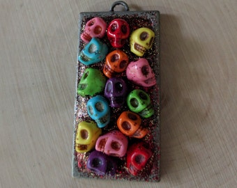Day of the Dead Pendant