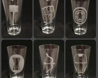 Avengers Glasses