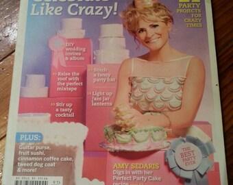 Craft Magazine issue #10 transforming traditional crafts Amy Sedaris