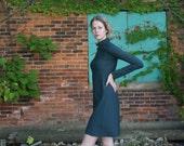 Organic Everyday Turtleneck Dress