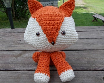 Felix the Fox Plushie-Stuffed animal-Kids toys-Nursery