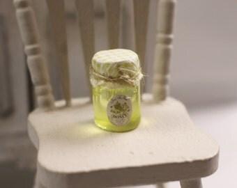 Dolls House Miniature Honey Pot in 1:12 scale