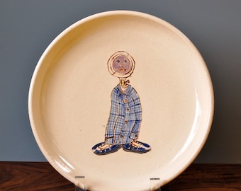 Clown Lamp Plate