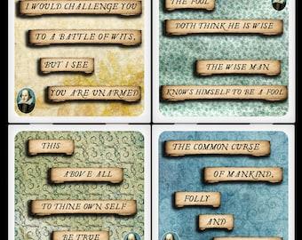 Shakespearean Quotes