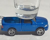 the ORIGINAL Hot Shots Shot Glass, Dodge Ram 1500 Pick Up, Maisto car