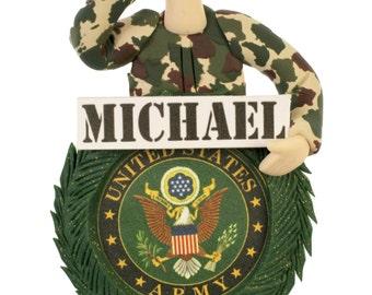 USA Army, Military Ornament